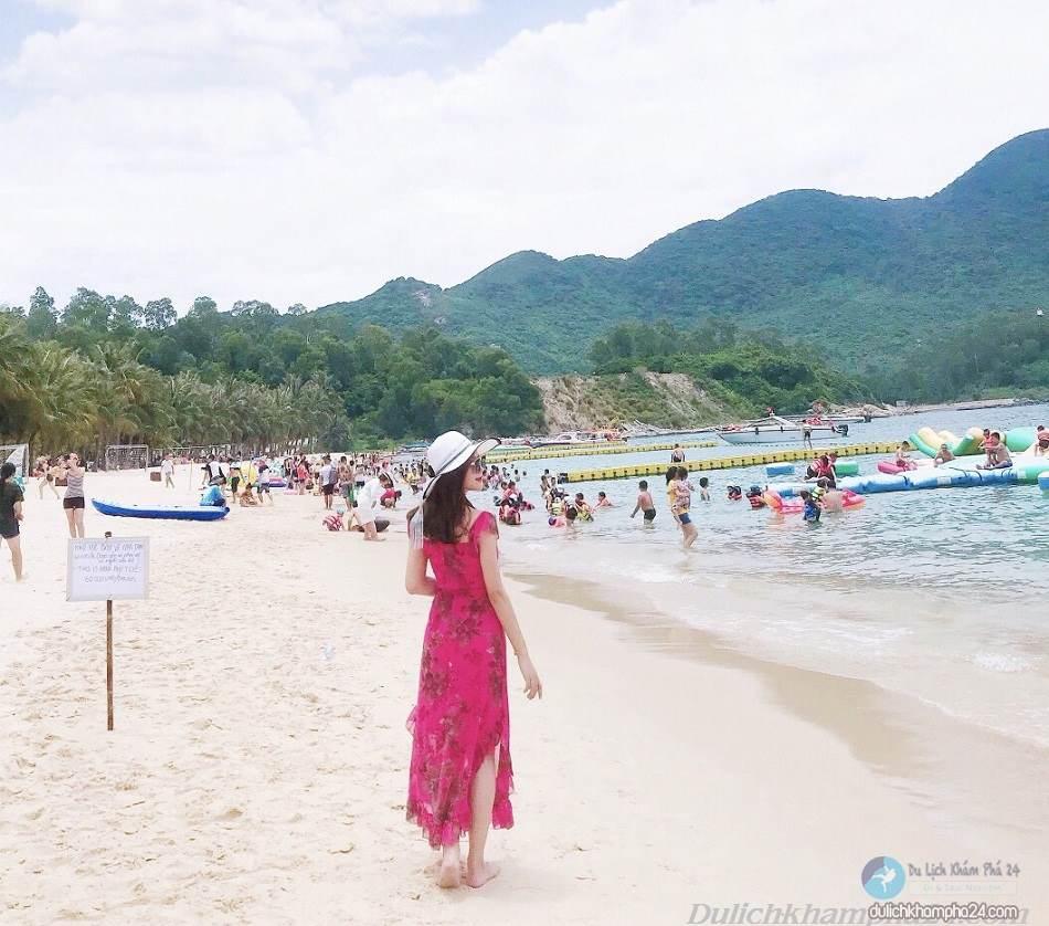Cu Lao Cham Beach
