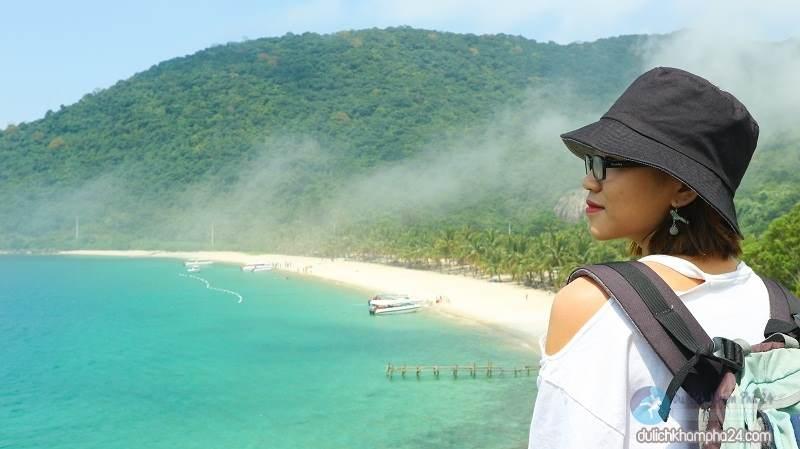 Travel Da Nang to experience the island of Dao Cu Lao Cham