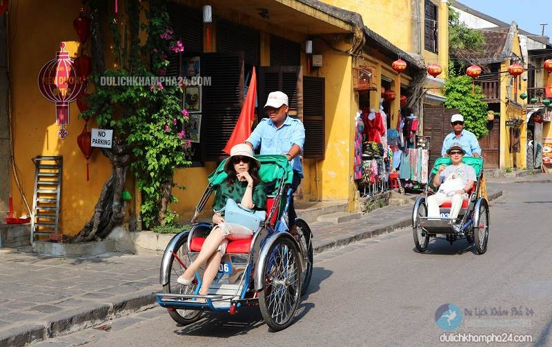 Travel Hoi An by XICH LOT