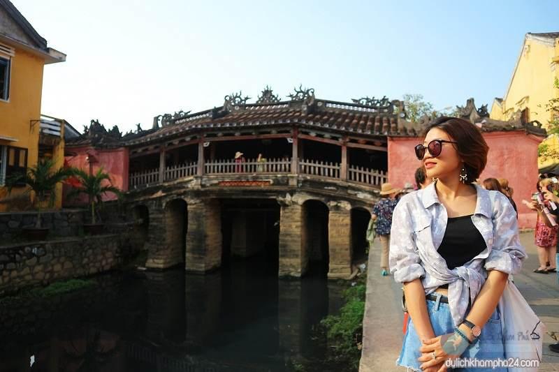 Traveling Hoi An - Visiting Cau Pagoda