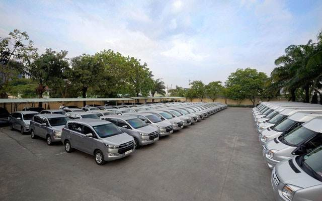 Grab car from Hoi An to Vinpear Land